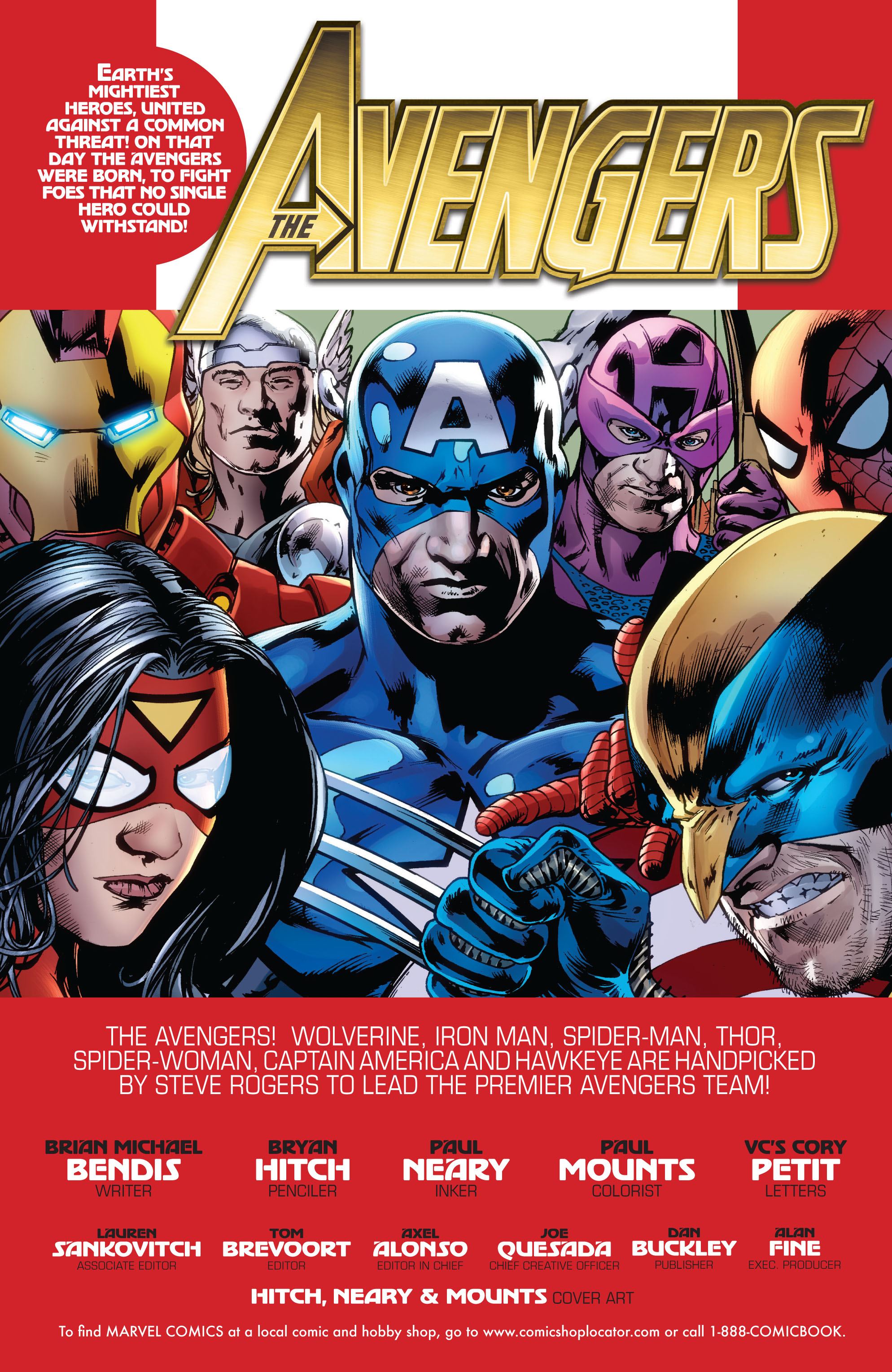Read online Avengers (2010) comic -  Issue #12.1 - 2