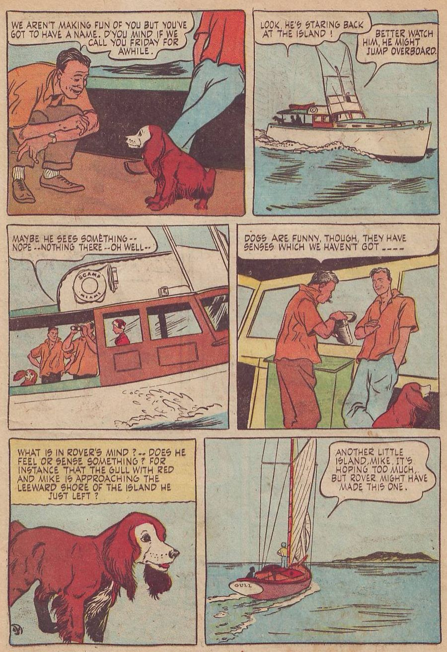 Read online Animal Comics comic -  Issue #28 - 11
