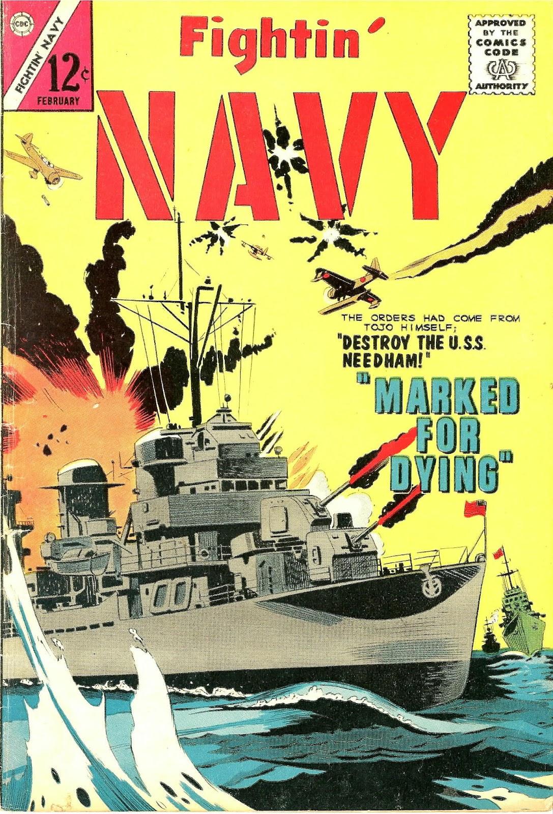 Read online Fightin' Navy comic -  Issue #114 - 1
