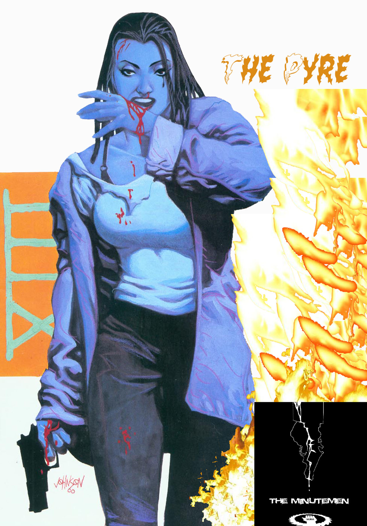Read online Shadowpact comic -  Issue #9 - 24