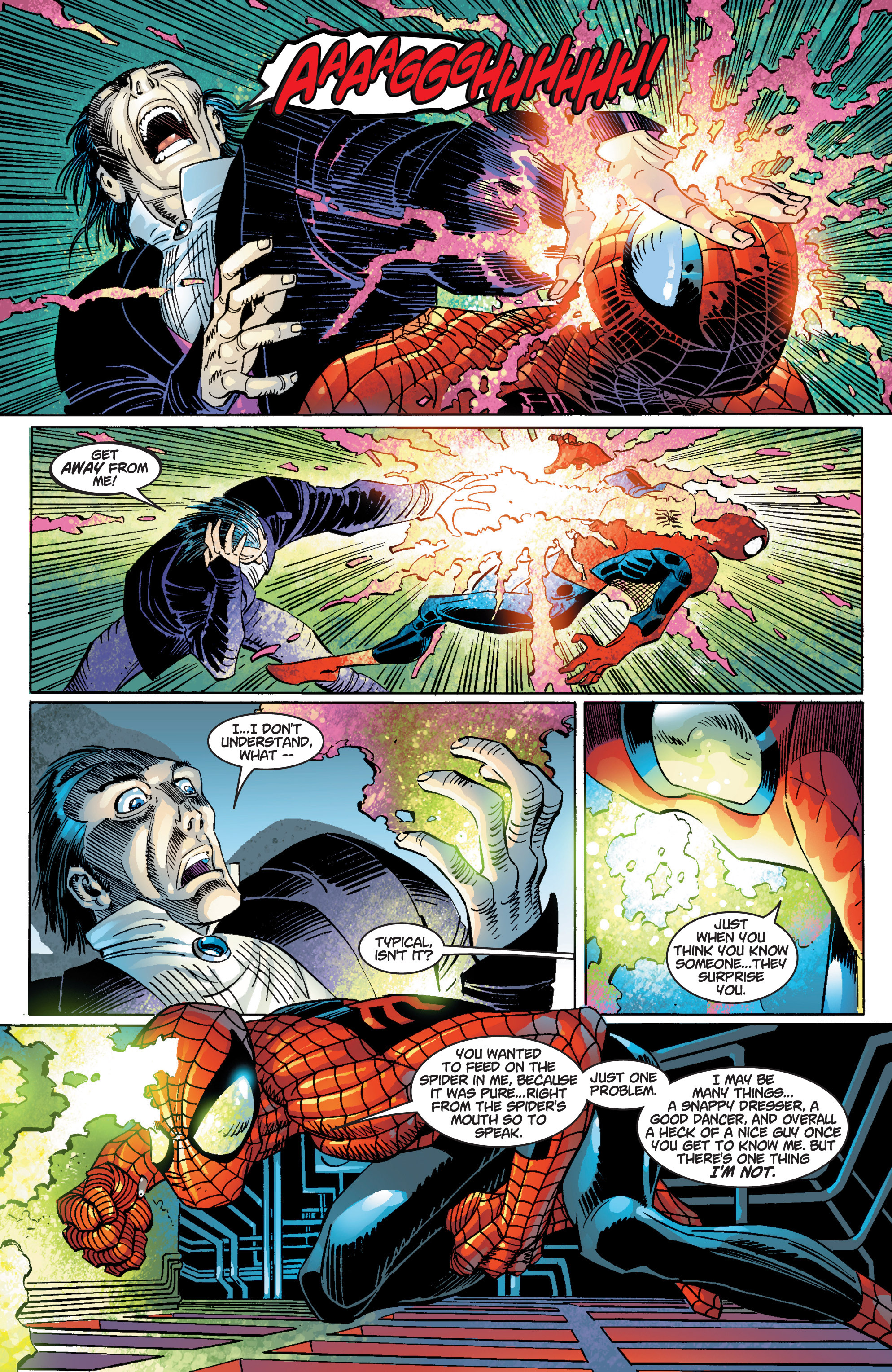 The Amazing Spider-Man (1999) 35 Page 5