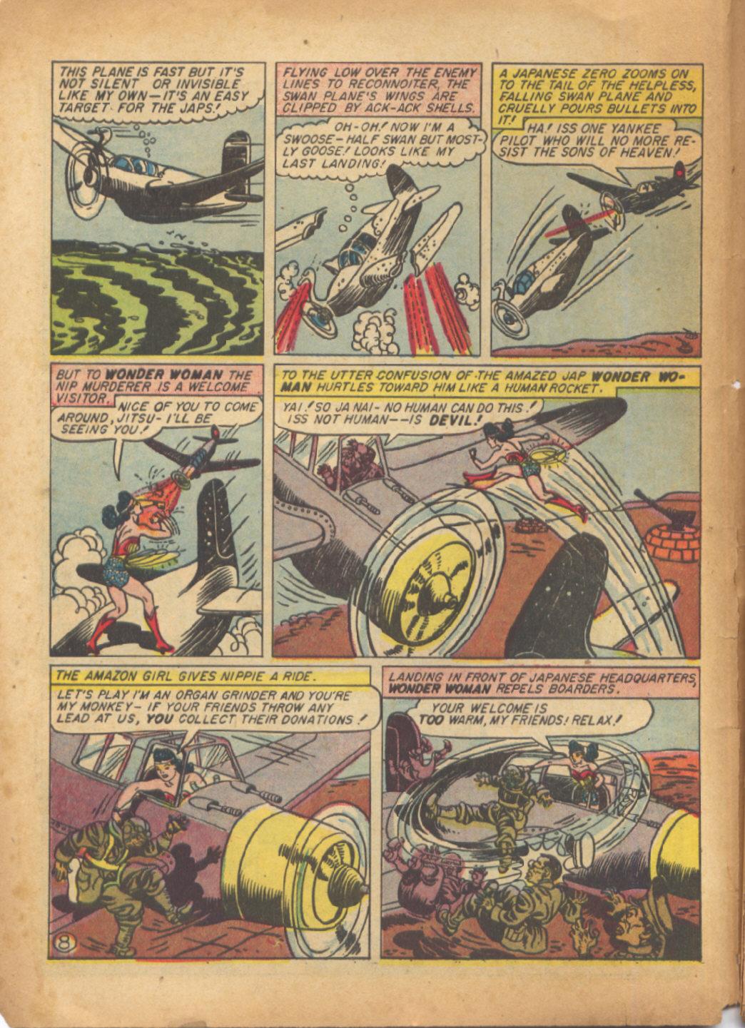 Read online Sensation (Mystery) Comics comic -  Issue #24 - 10
