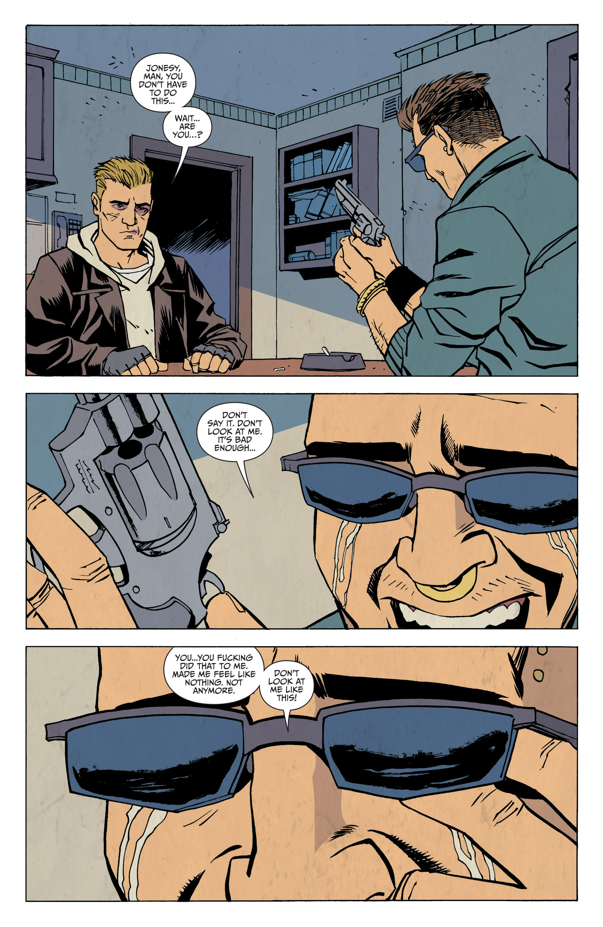Read online Sons of Anarchy: Redwood Original comic -  Issue #7 - 3
