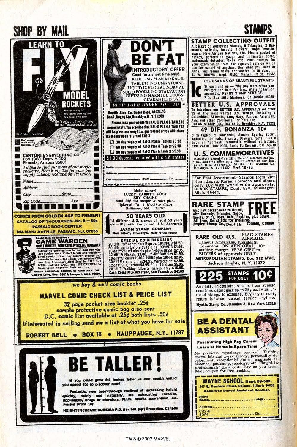 Read online Captain America (1968) comic -  Issue # _Annual 1 - 56
