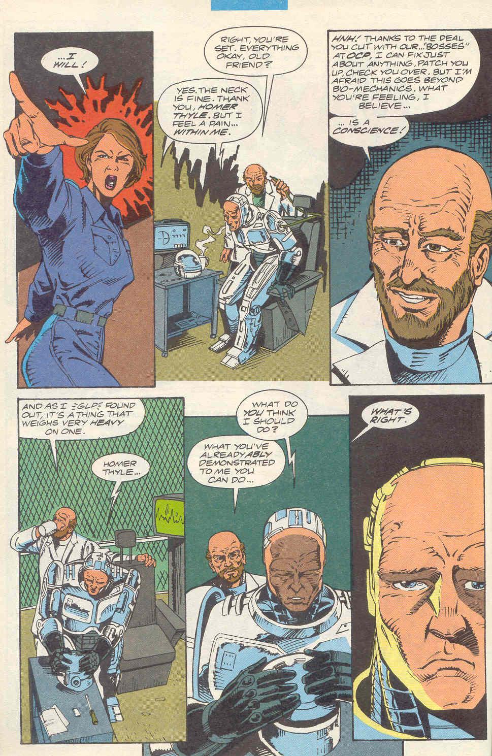 Read online Robocop (1990) comic -  Issue #16 - 6