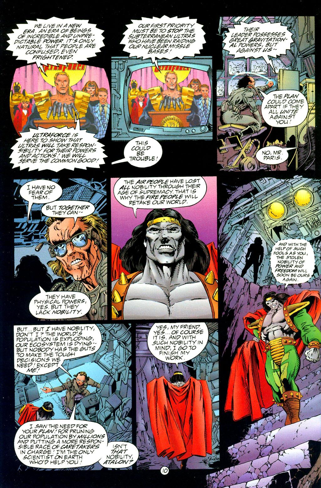 Read online UltraForce (1994) comic -  Issue #2 - 11