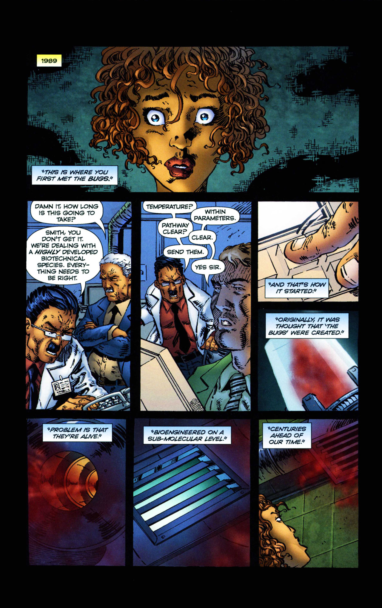 Read online Ant comic -  Issue #11 - 5