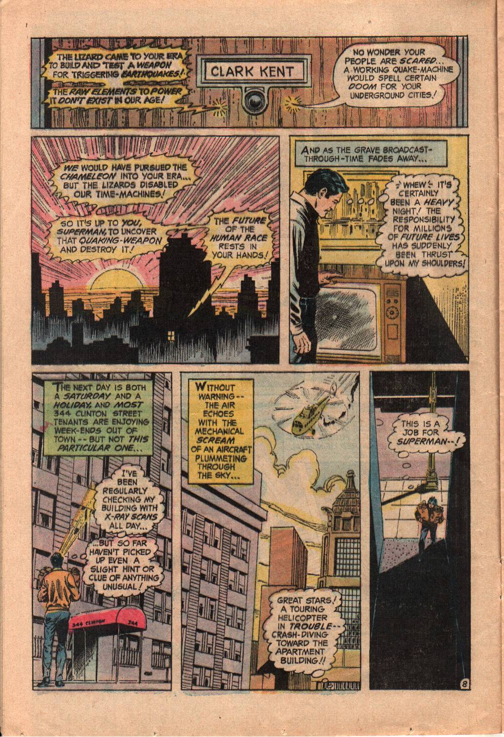 Read online Action Comics (1938) comic -  Issue #430 - 12