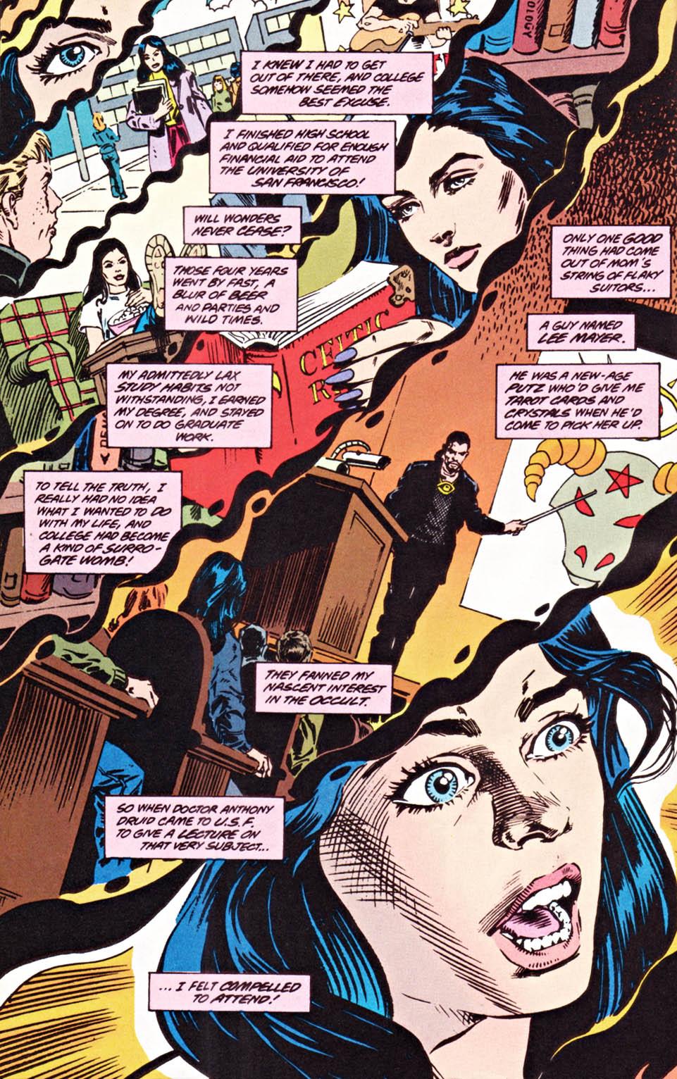 Read online Secret Defenders comic -  Issue #22 - 7