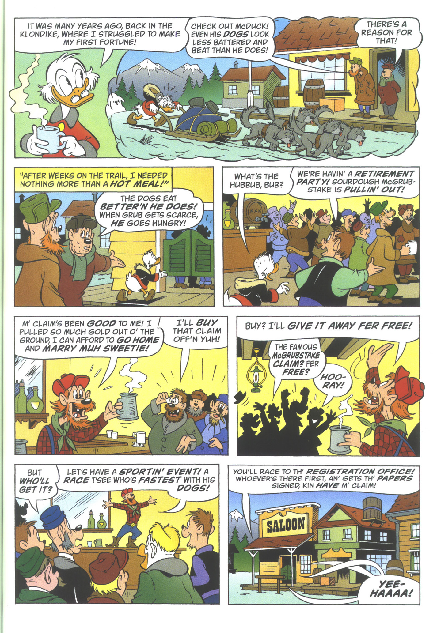 Read online Uncle Scrooge (1953) comic -  Issue #361 - 55