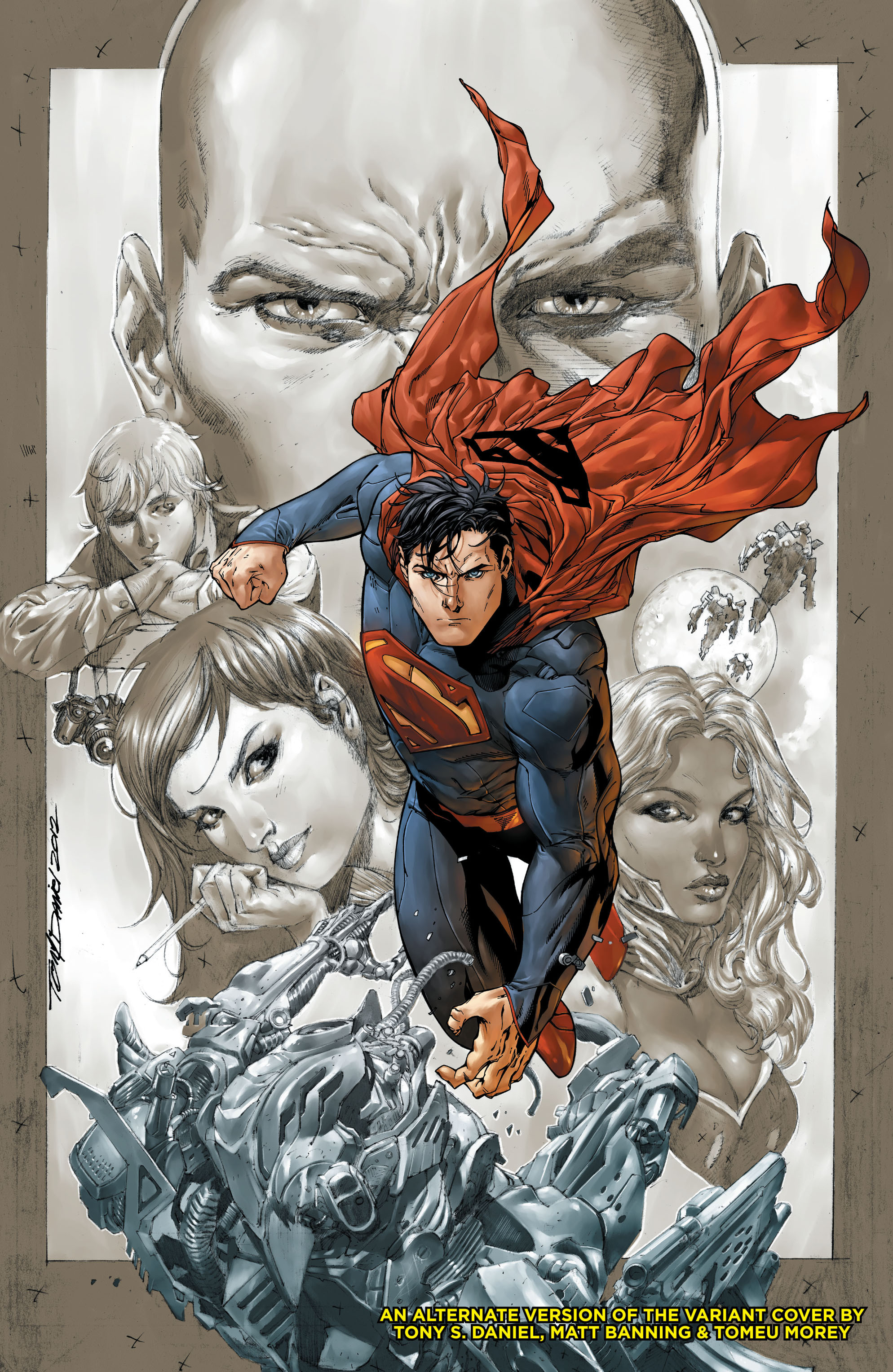 Read online Action Comics (2011) comic -  Issue #19 - 29