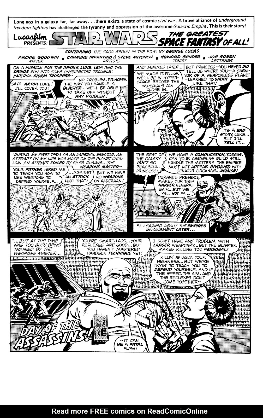 Read online Star Wars Legends: The Original Marvel Years - Epic Collection comic -  Issue # TPB 2 (Part 4) - 63