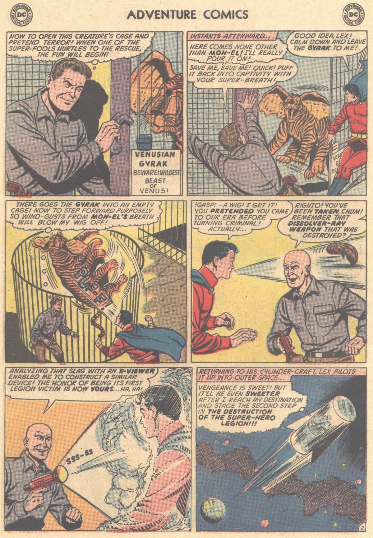 Read online Adventure Comics (1938) comic -  Issue #325 - 14