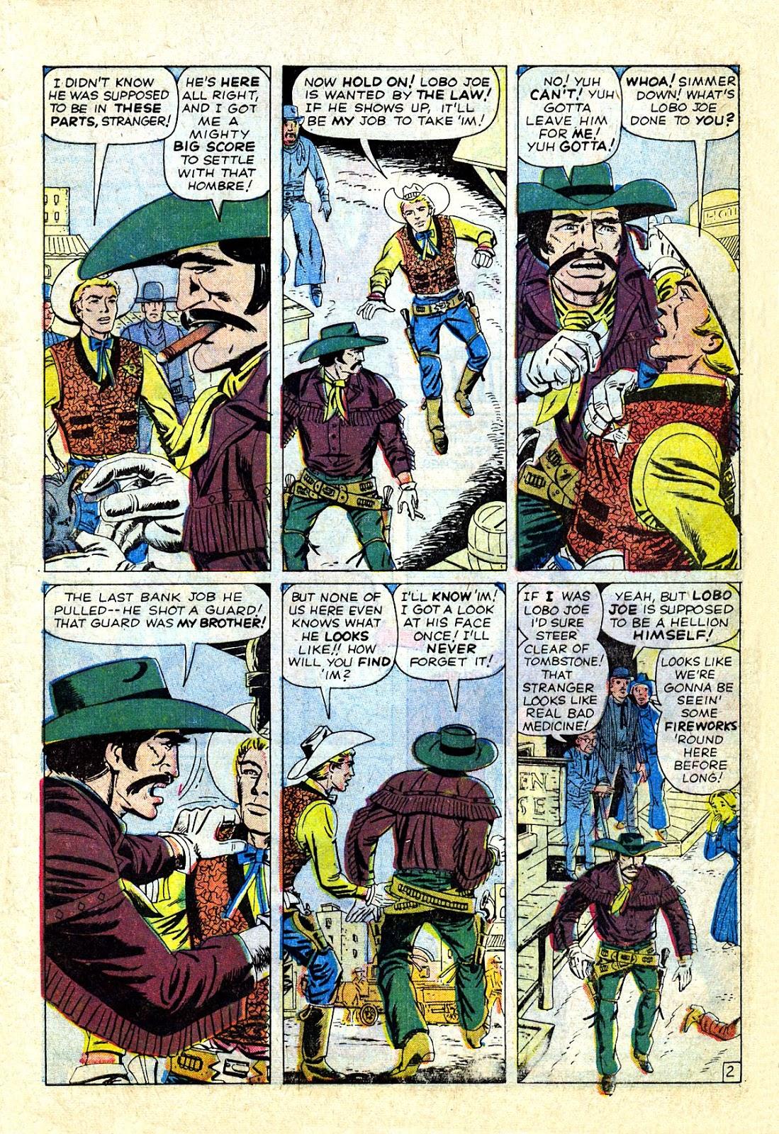 Gunsmoke Western issue 75 - Page 29