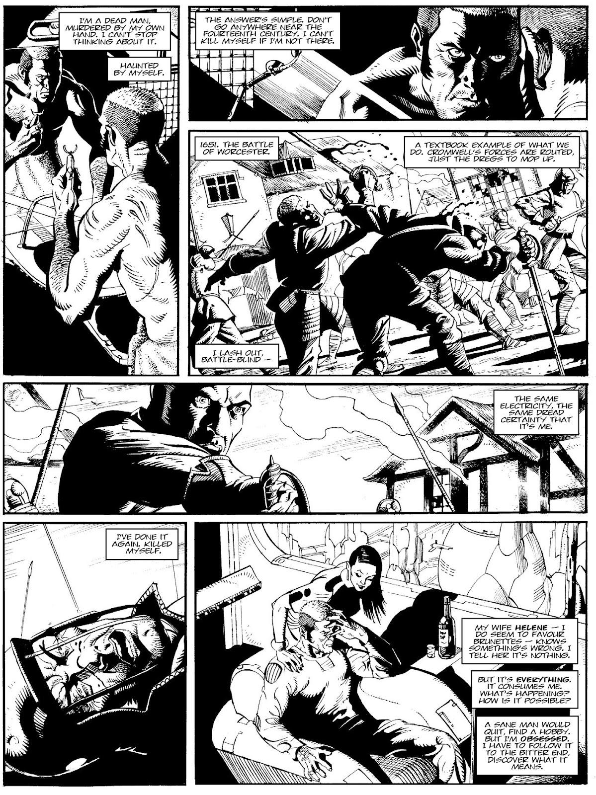 Judge Dredd Megazine (Vol. 5) issue 427 - Page 112