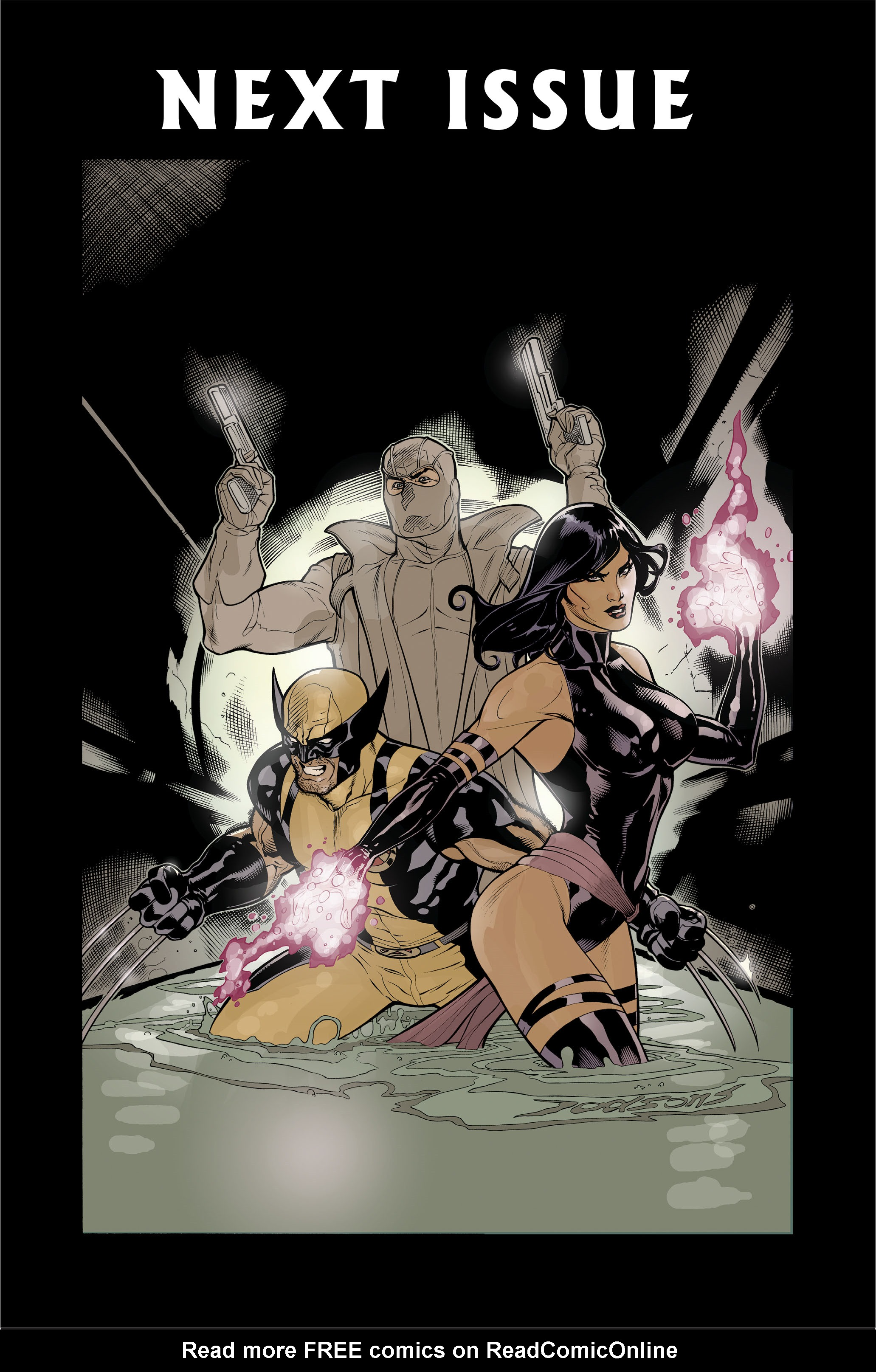 Read online Uncanny X-Men (1963) comic -  Issue #519 - 25