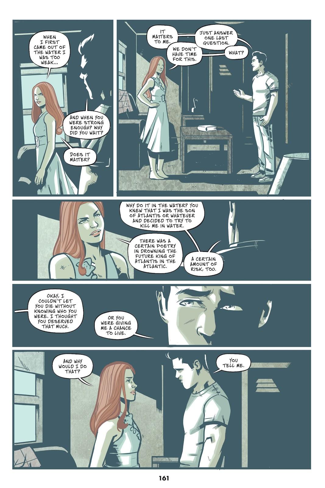 Read online Mera: Tidebreaker comic -  Issue # TPB (Part 2) - 61