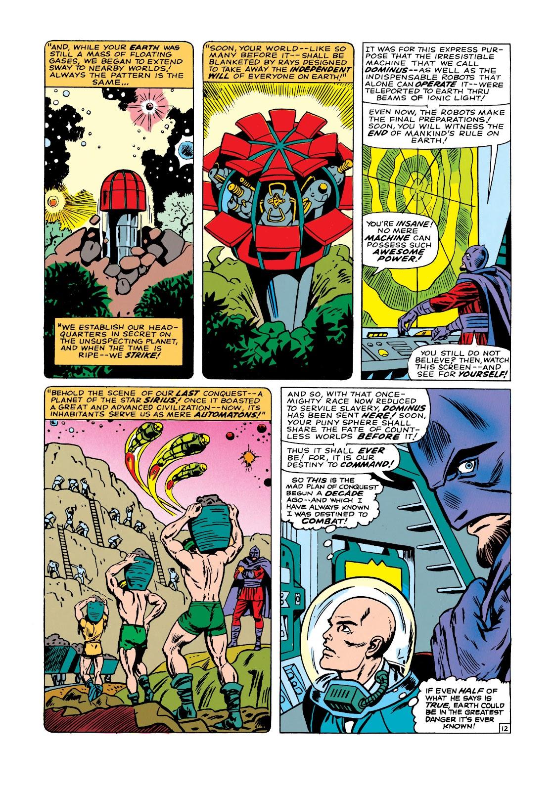 Uncanny X-Men (1963) issue 21 - Page 13