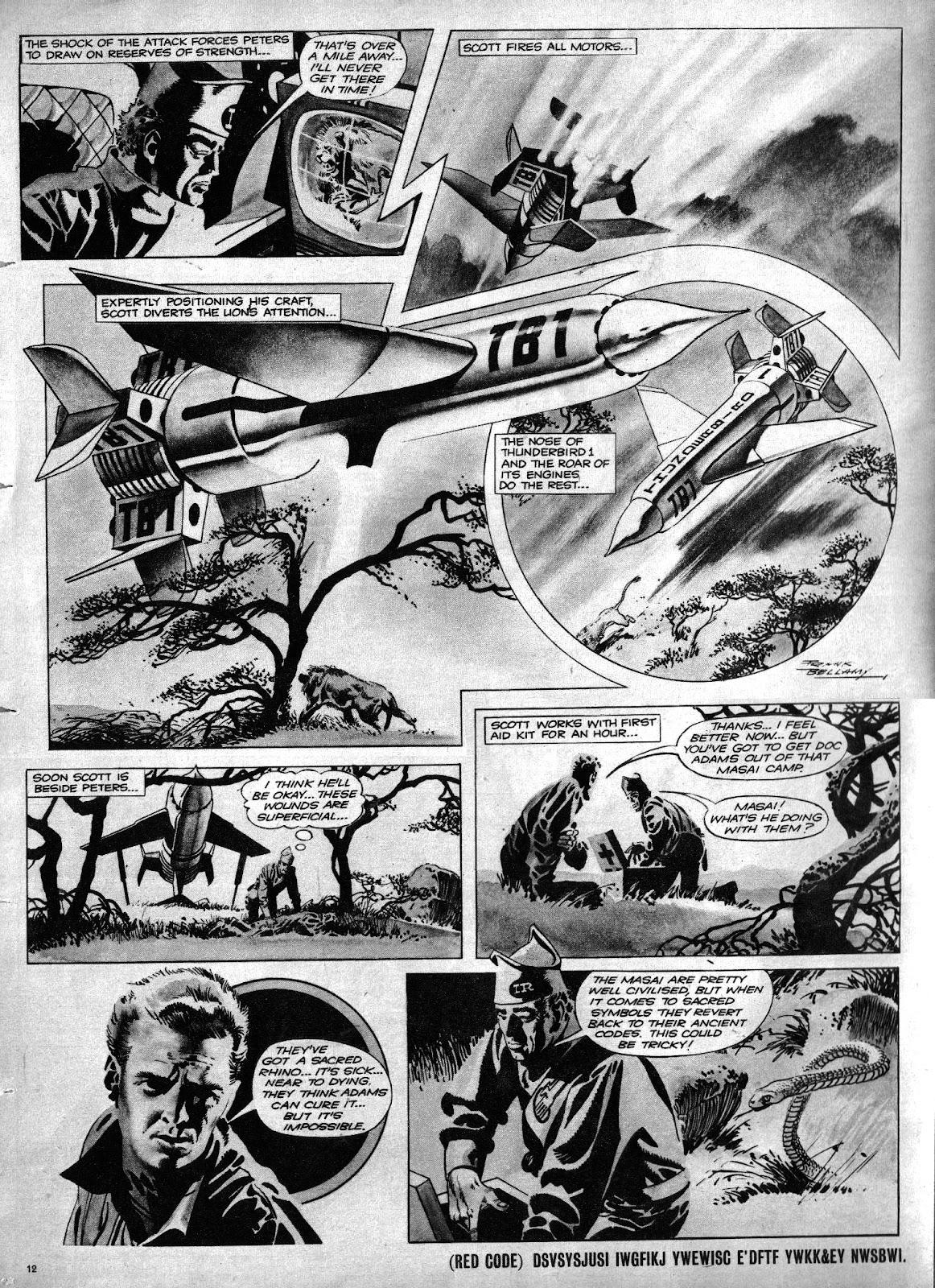 TV Century 21 (TV 21) issue 61 - Page 11