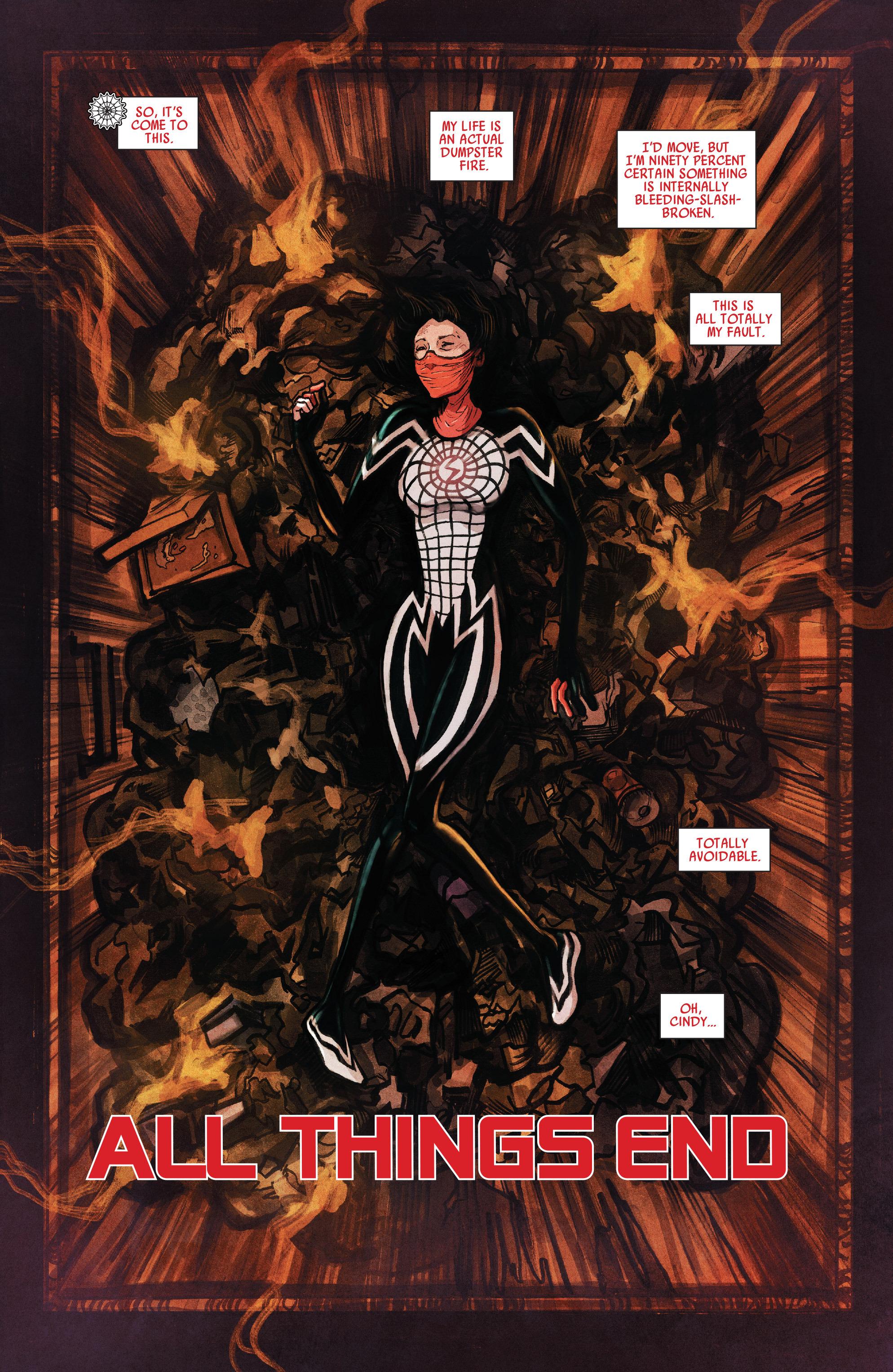 Read online Silk (2016) comic -  Issue #10 - 3
