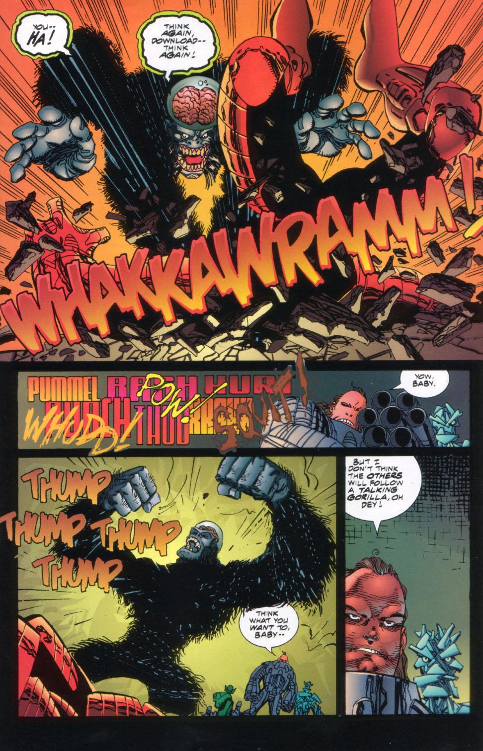 The Savage Dragon (1993) Issue #23 #26 - English 10