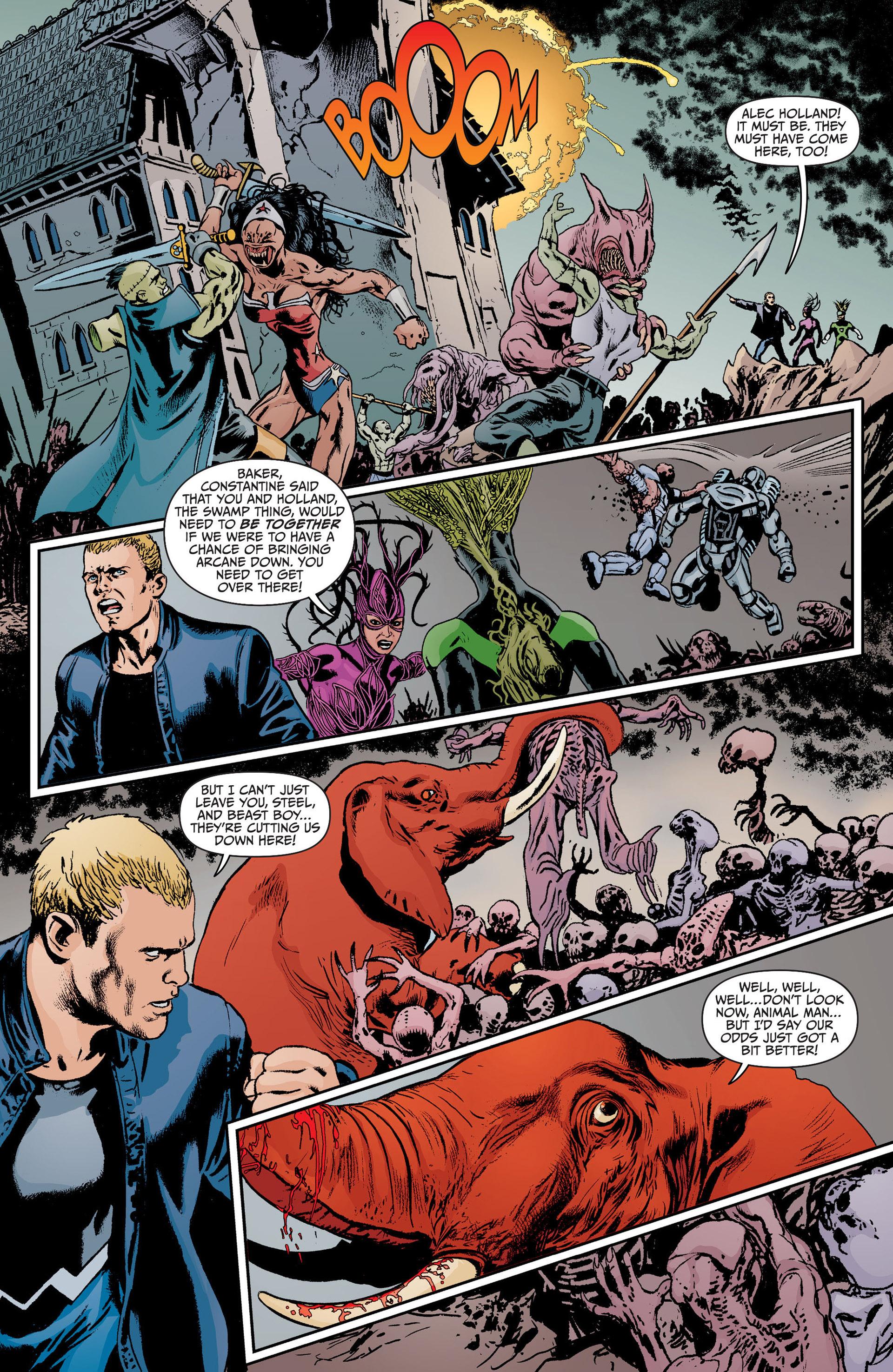 Read online Animal Man (2011) comic -  Issue #17 - 11