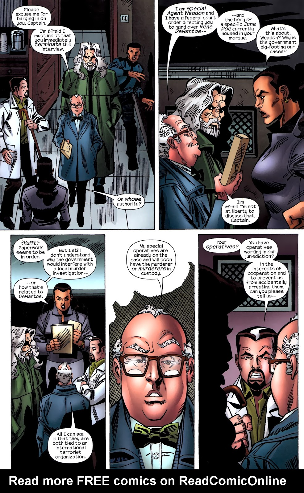Web of Spider-Man (2009) Issue #4 #4 - English 23