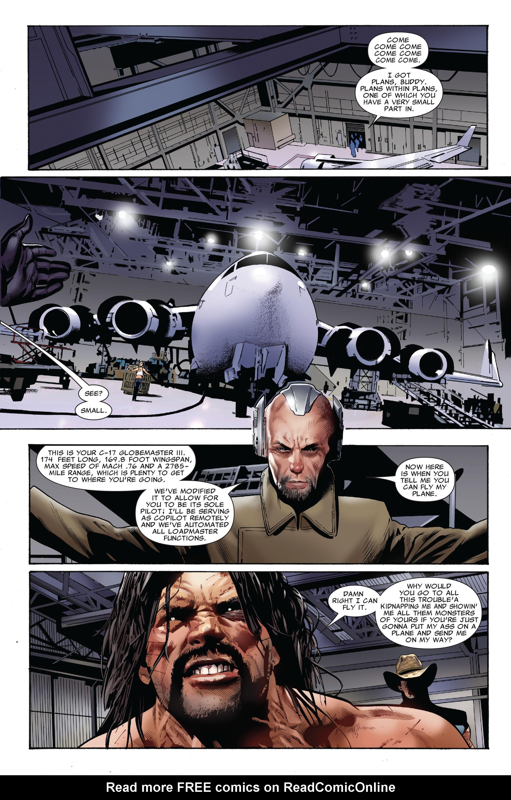 Read online Uncanny X-Men (1963) comic -  Issue #516 - 14