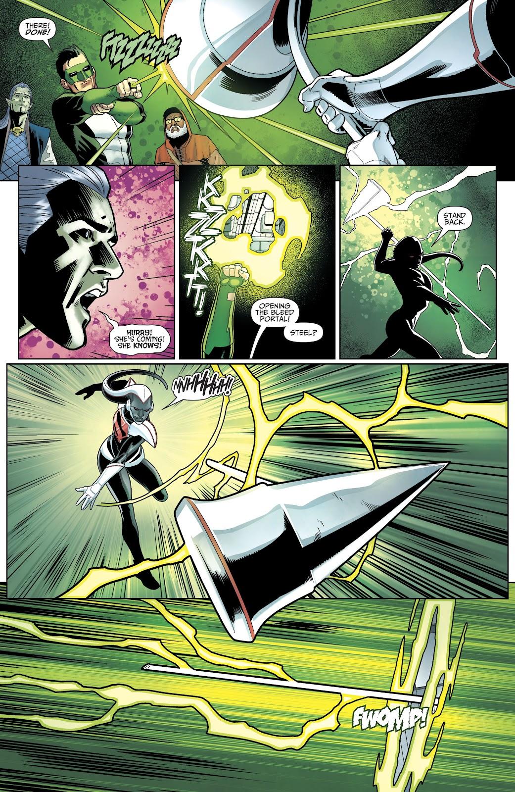 Read online Titans (2016) comic -  Issue #35 - 18
