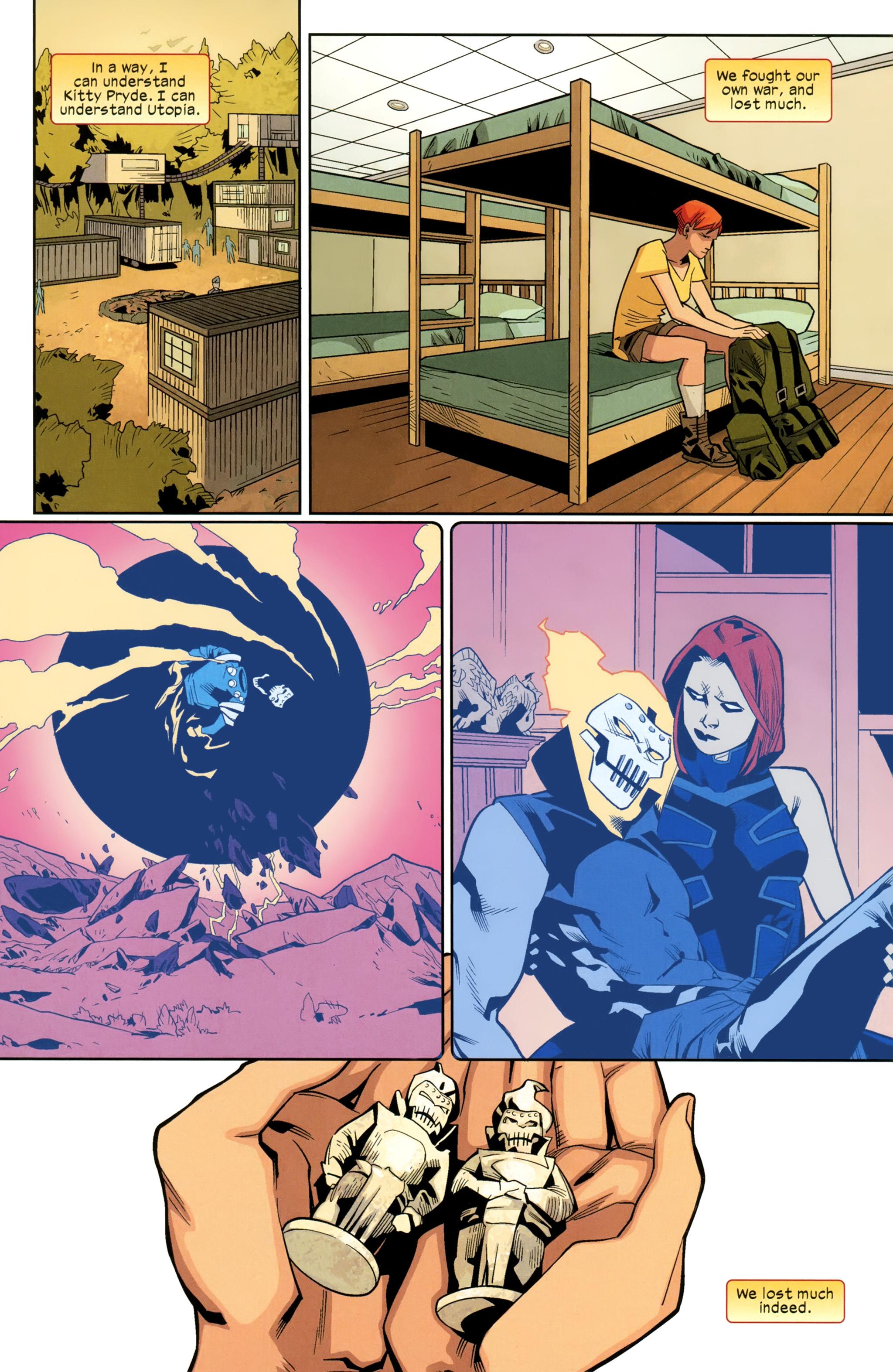 Read online Ultimate Comics X-Men comic -  Issue #25 - 15