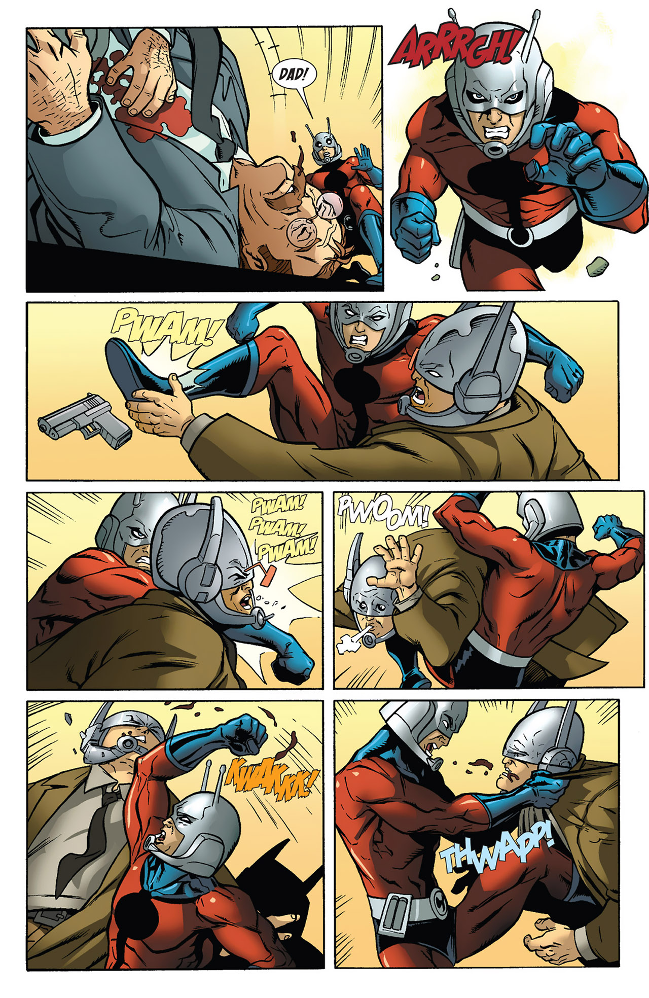 Read online Ant-Man: Season One comic -  Issue #Ant-Man: Season One Full - 94