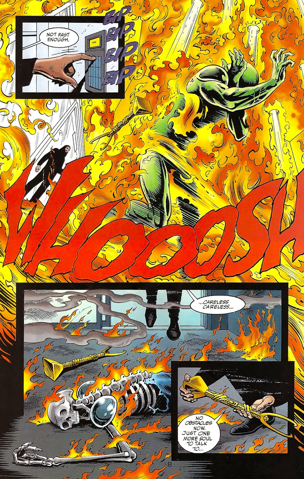 Read online Flashpoint (1999) comic -  Issue #3 - 13