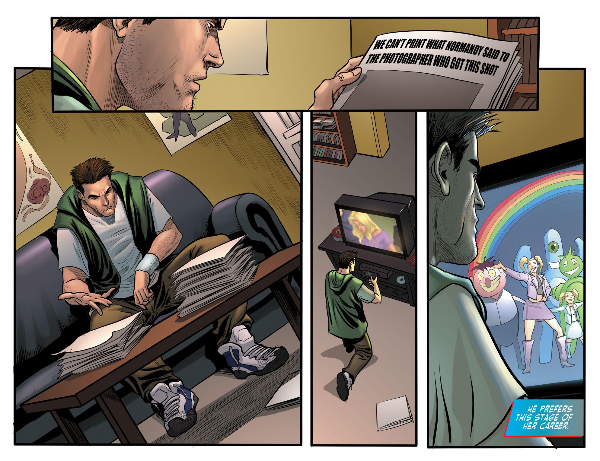 Read online Sensation Comics Featuring Wonder Woman comic -  Issue #29 - 8