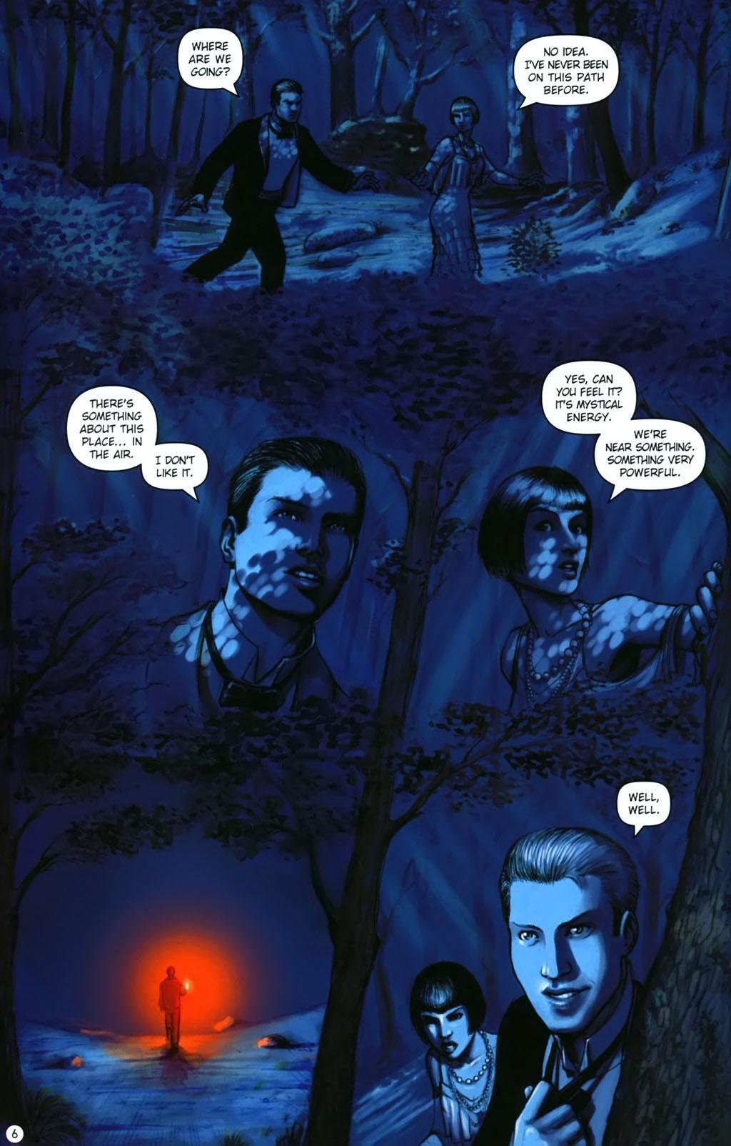 Read online Rex Mundi comic -  Issue #17 - 10