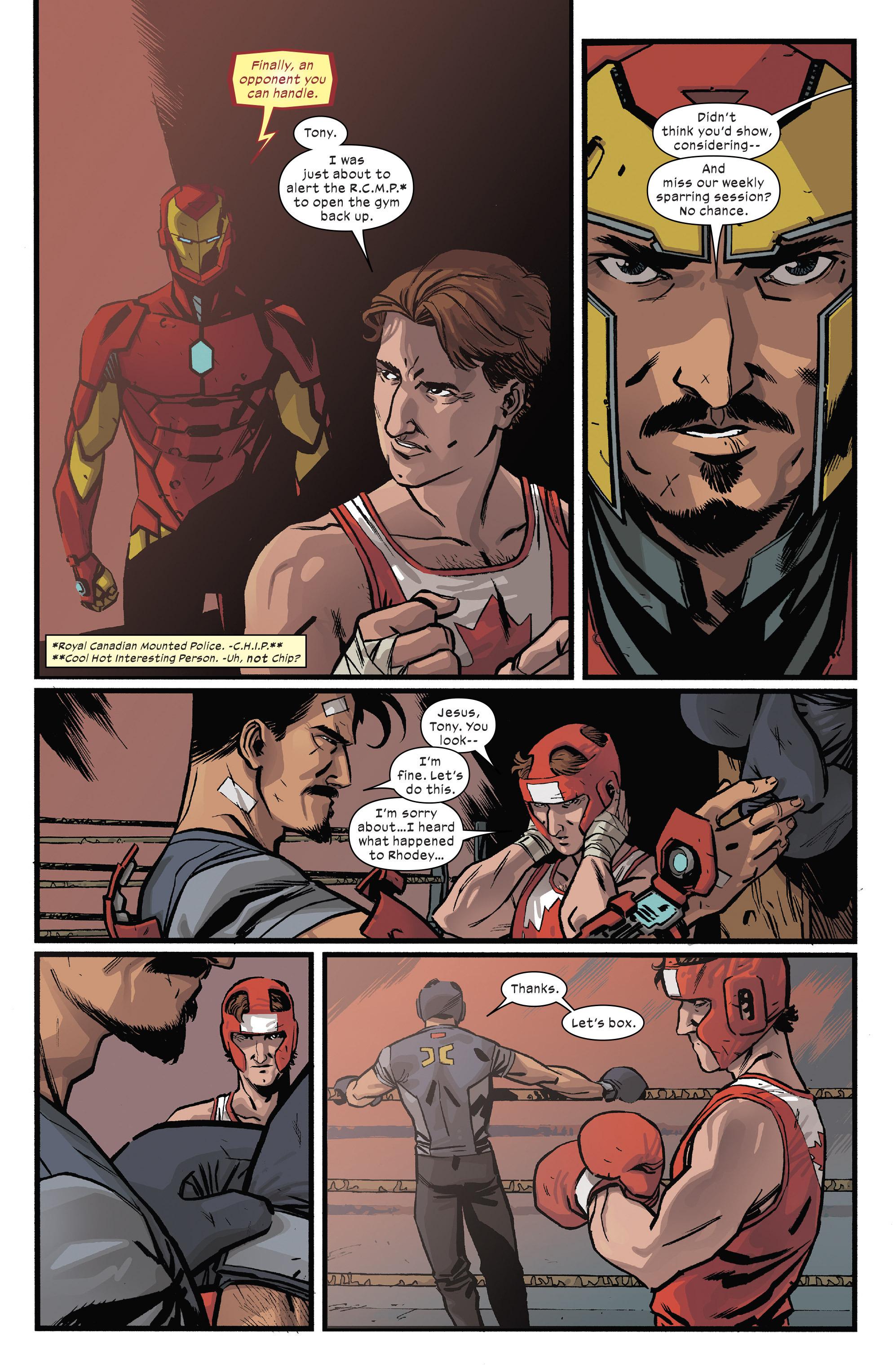 Read online Civil War II: Choosing Sides comic -  Issue #5 - 7