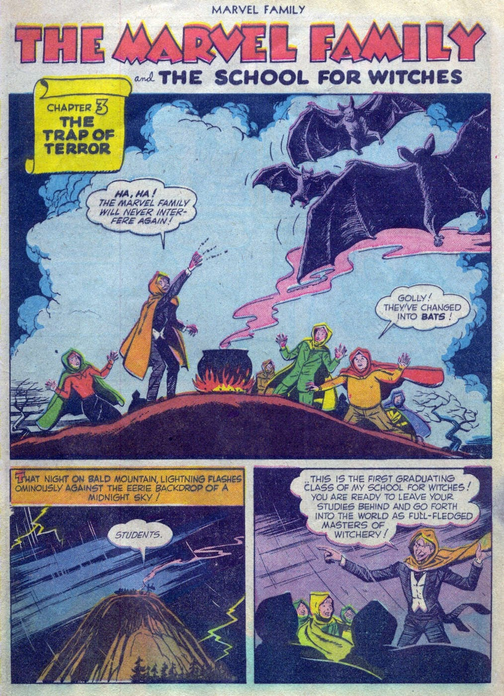 The Marvel Family issue 52 - Page 27