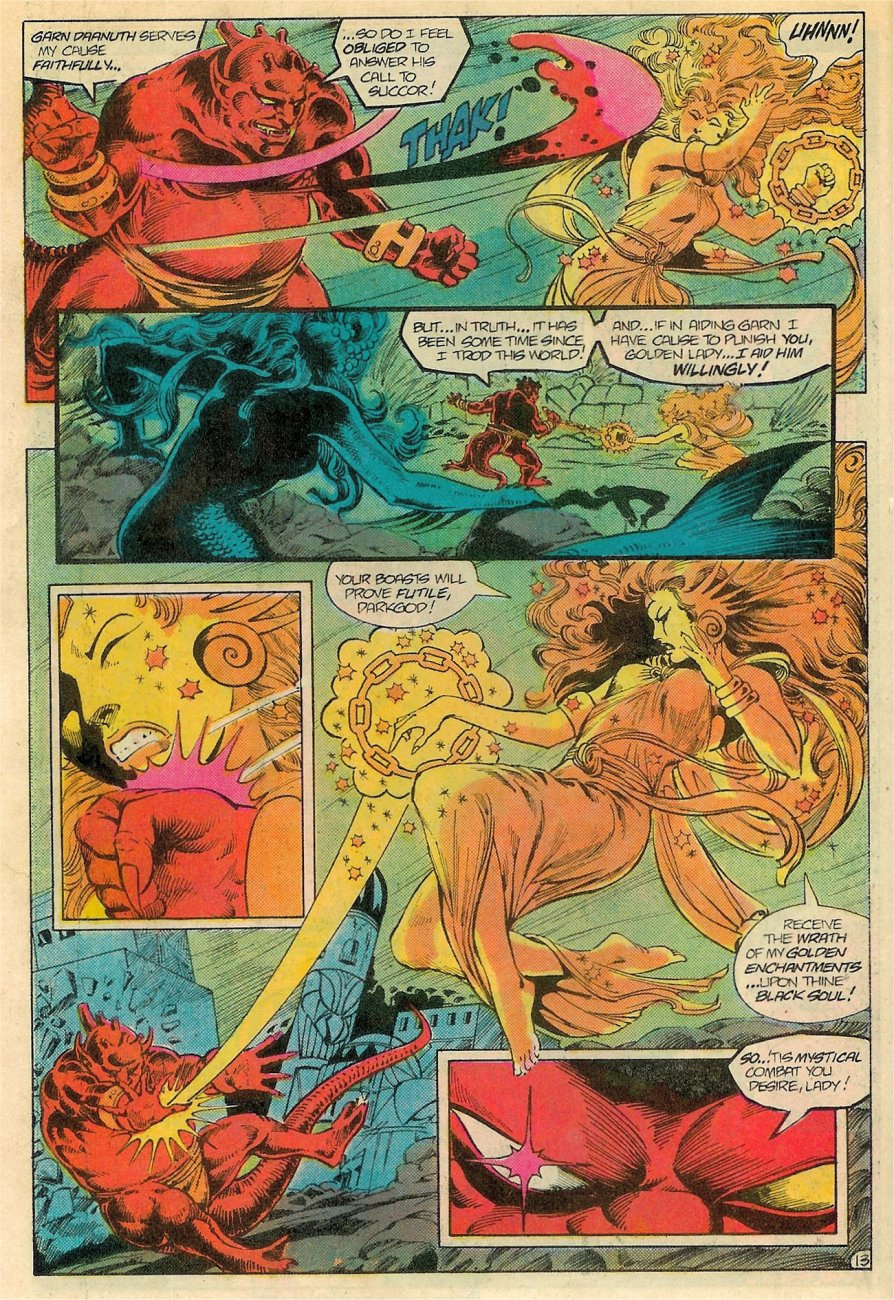 Read online Arion, Lord of Atlantis comic -  Issue #19 - 14