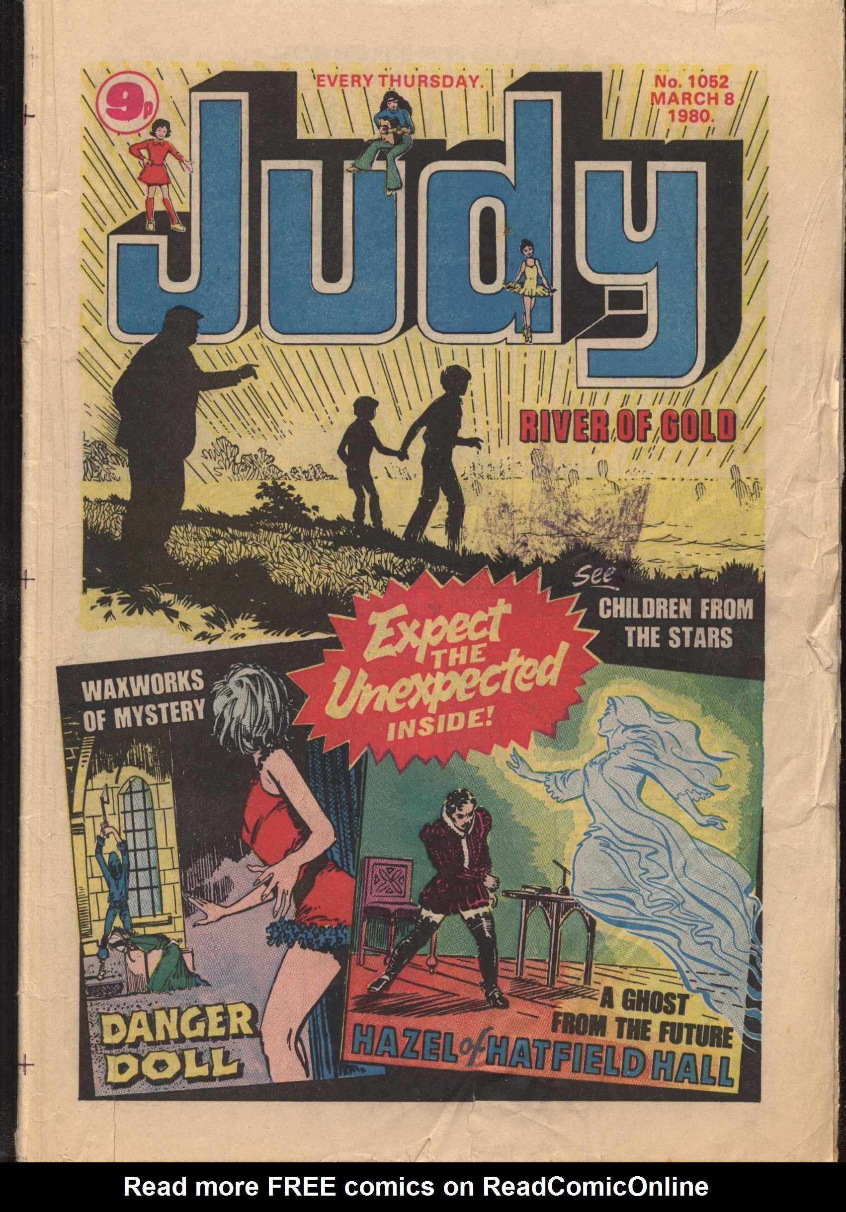 Read online Judy comic -  Issue #1052 - 1