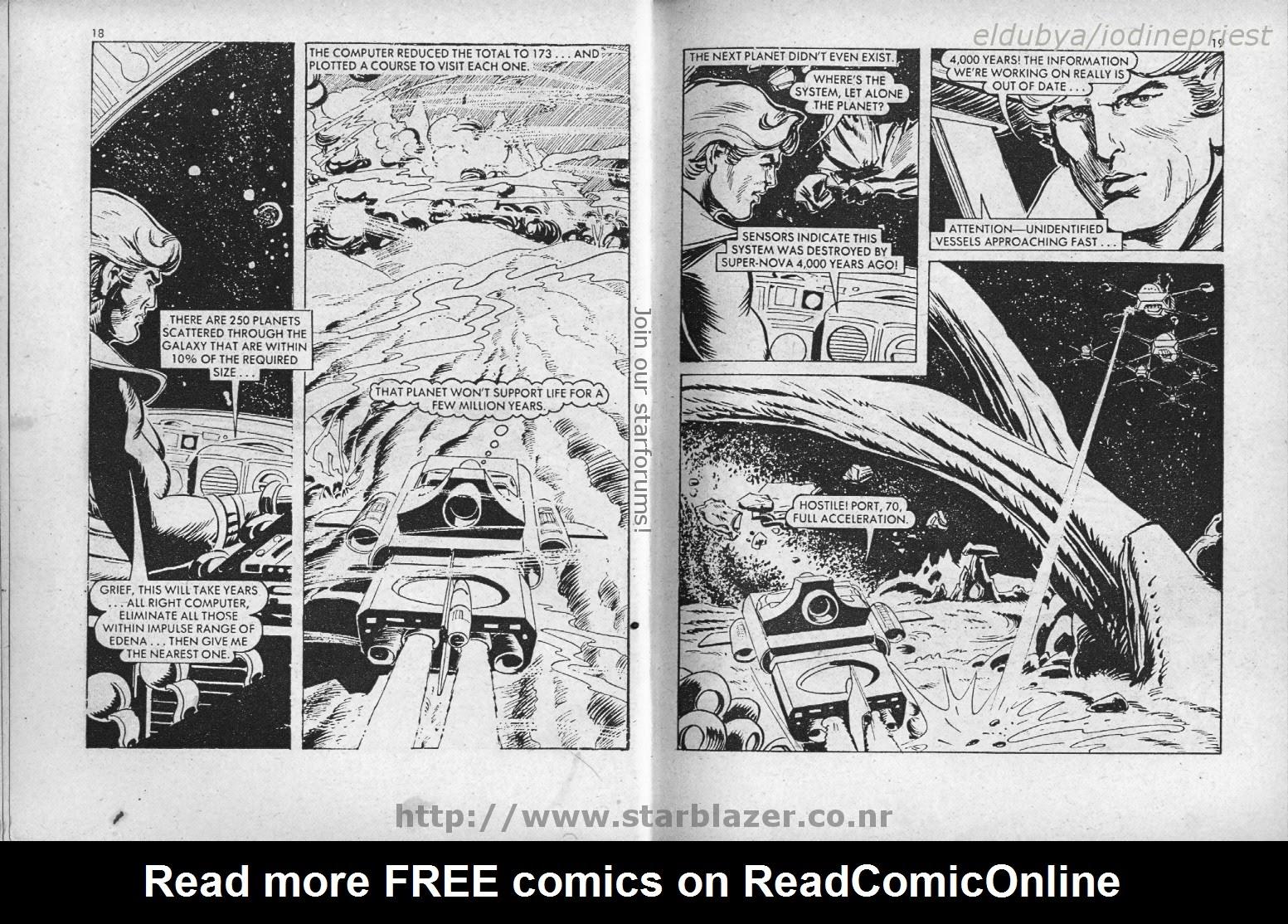Starblazer issue 33 - Page 11