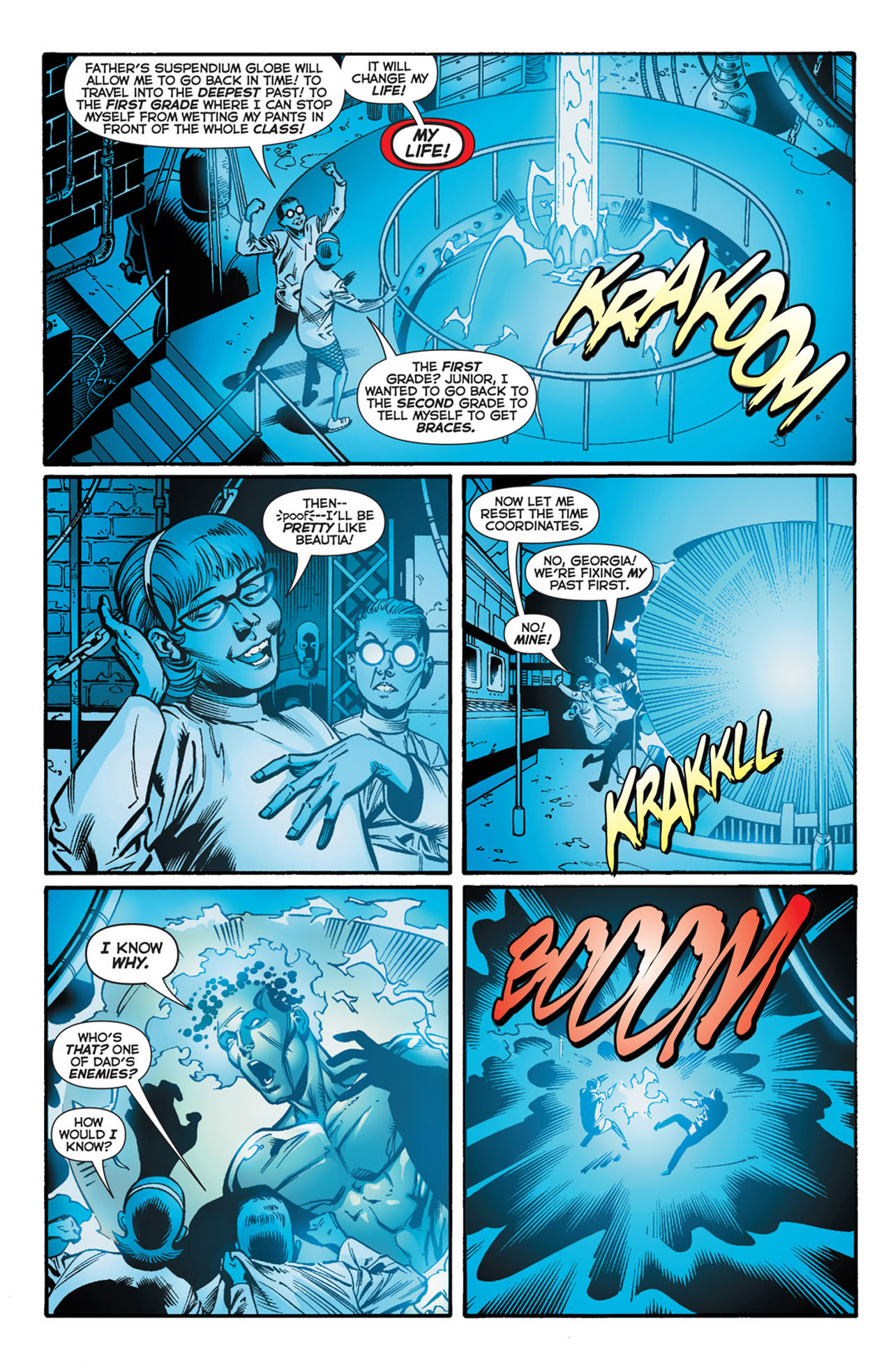 Read online 52 comic -  Issue #26 - 11