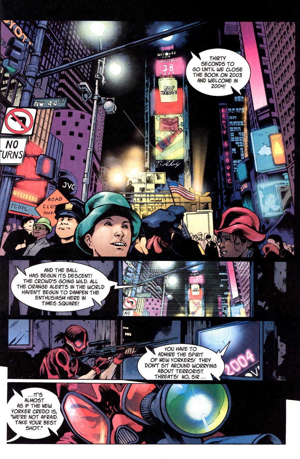 Read online SpyBoy: Final Exam comic -  Issue #1 - 3