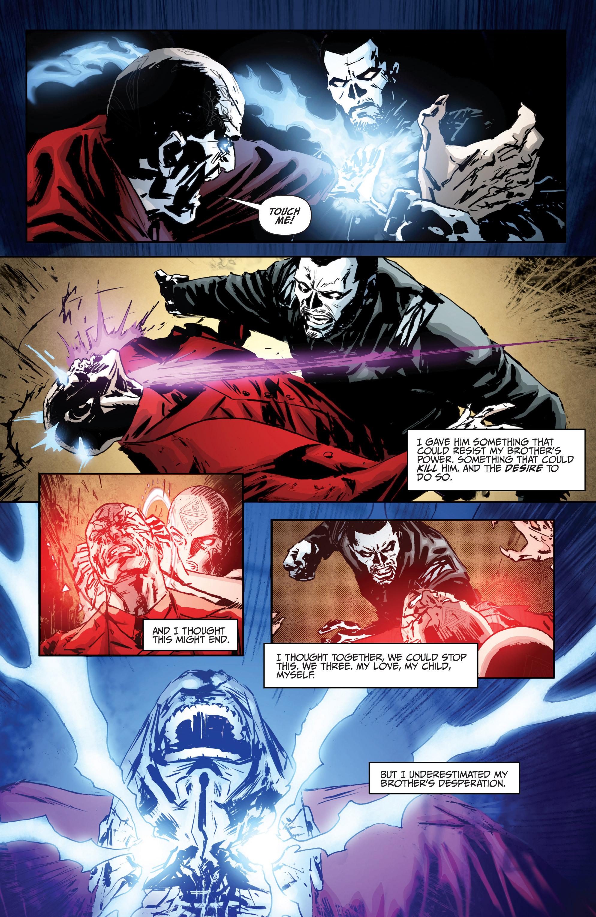 Read online Shadowman (2012) comic -  Issue #10 - 23