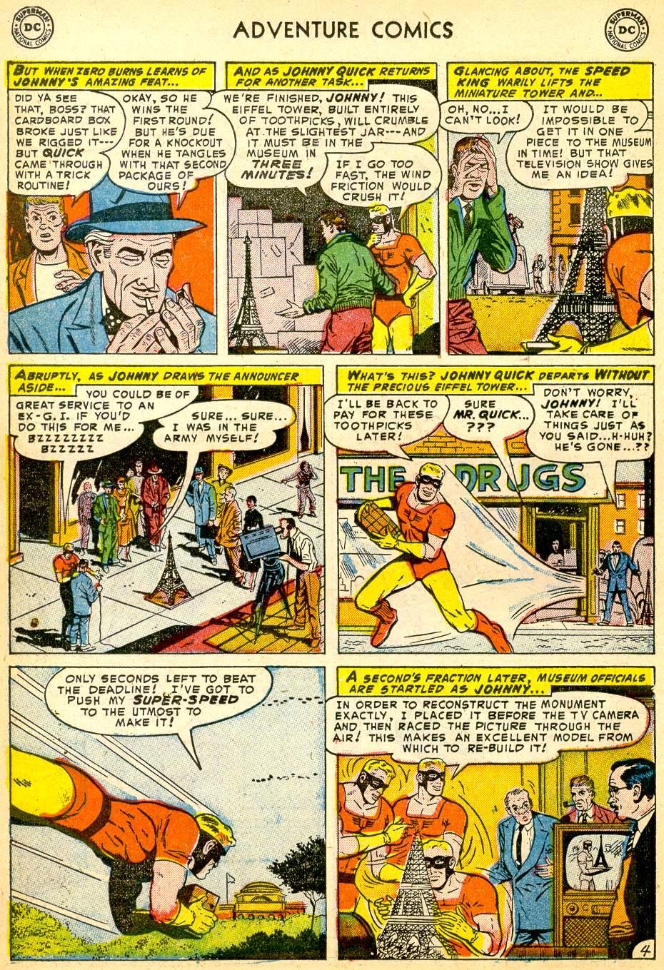 Read online Adventure Comics (1938) comic -  Issue #191 - 28