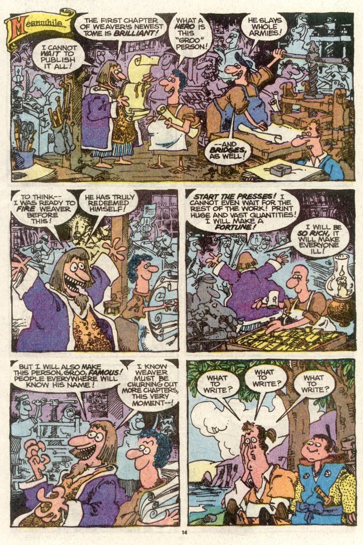 Read online Sergio Aragonés Groo the Wanderer comic -  Issue #70 - 11