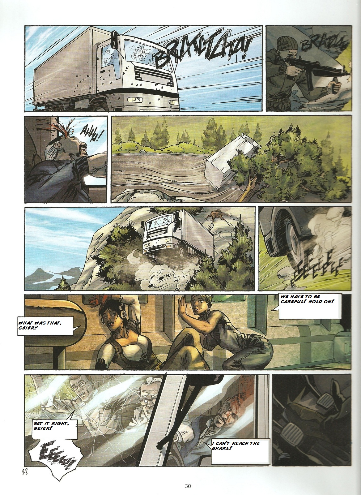 Read online Assassin's Creed (2009) comic -  Issue #2 - 30