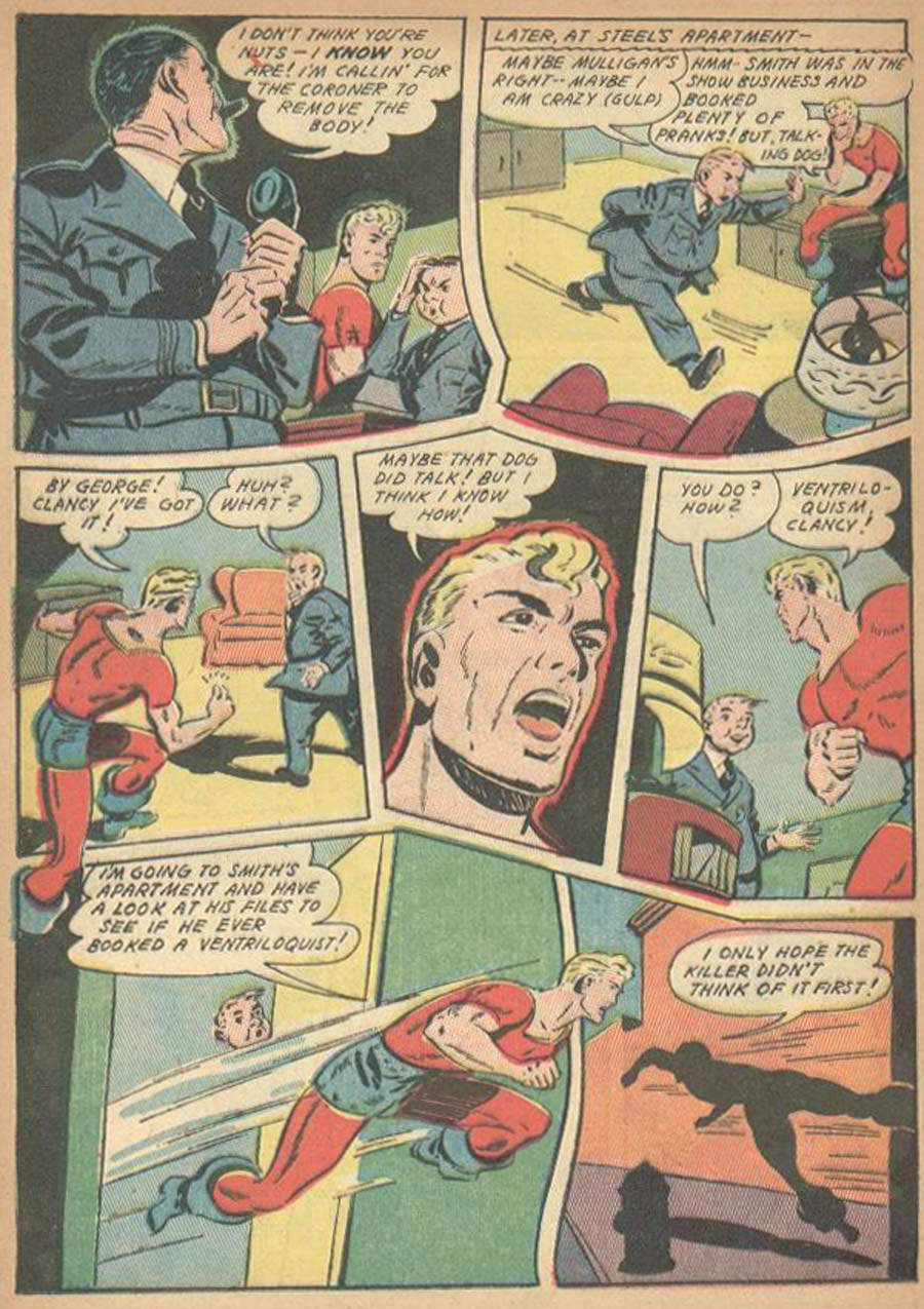 Zip Comics issue 47 - Page 35