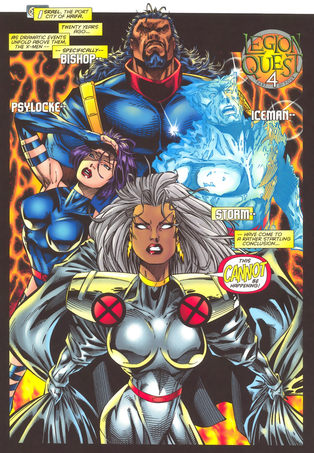 Read online The New Official Marvel Try-Out Book comic -  Issue # Full - 3