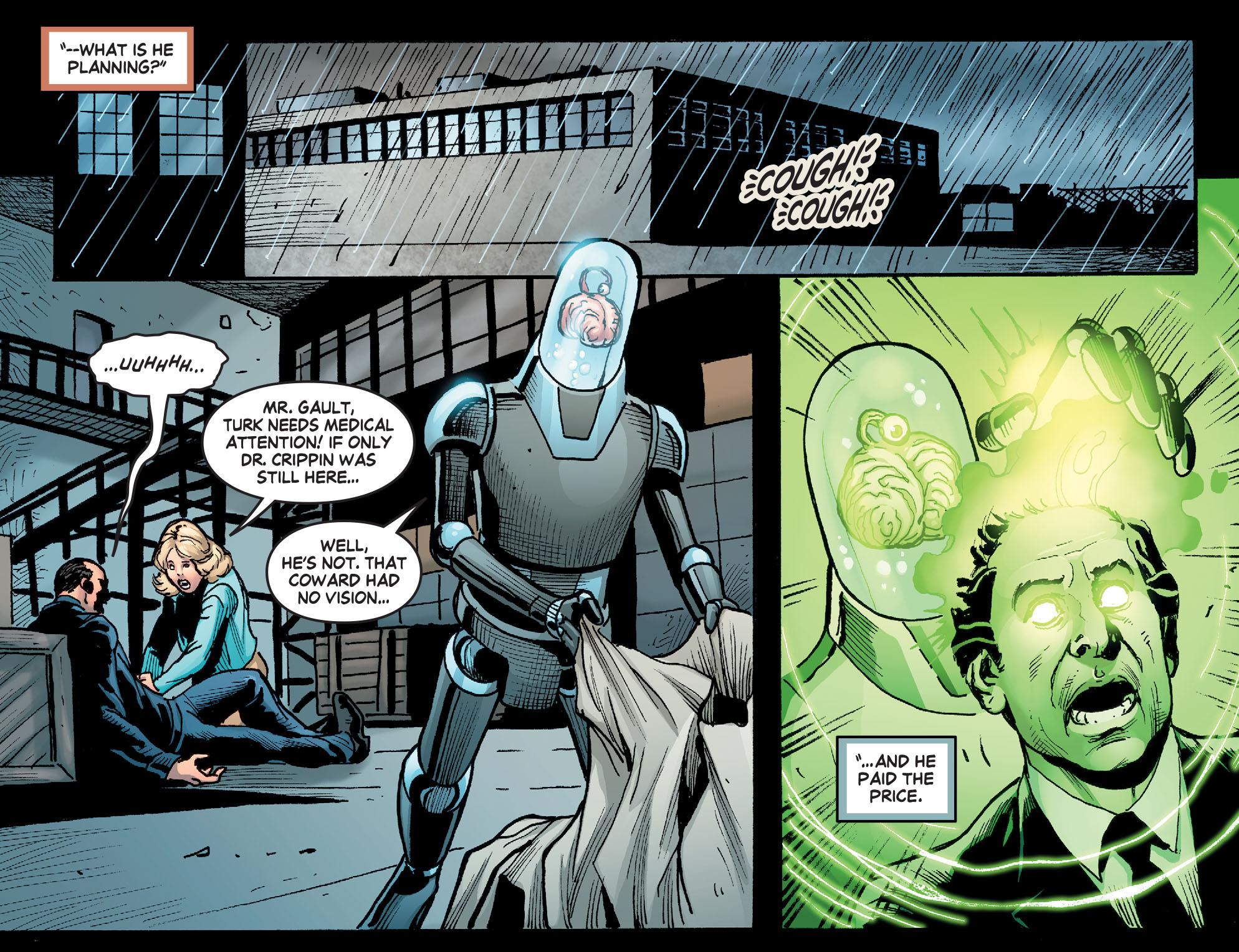 Read online Wonder Woman '77 [I] comic -  Issue #21 - 9