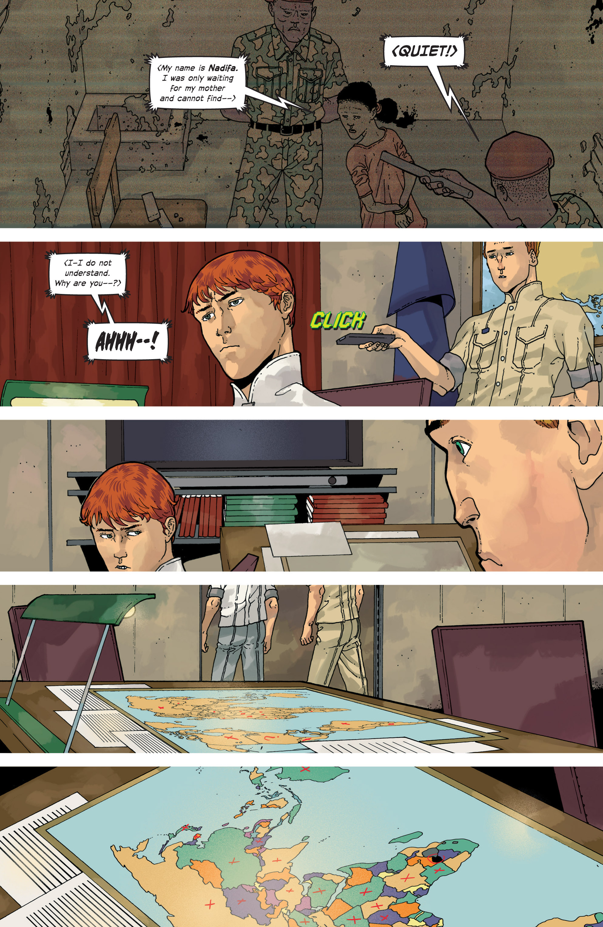 Read online Great Pacific comic -  Issue #9 - 4