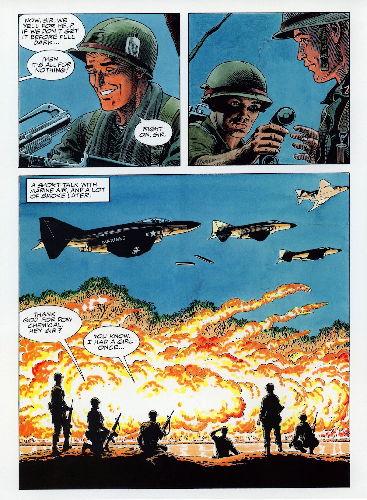 Epic Graphic Novel: Hearts and Minds issue Full - Page 24